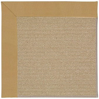 Capel Rugs Creative Concepts Sisal - Canvas Brass (180) Rectangle 12' x 15' Area Rug