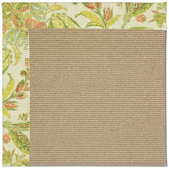 Capel Rugs Creative Concepts Sisal - Cayo Vista Mojito (215) Rectangle 12' x 15' Area Rug
