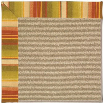 Capel Rugs Creative Concepts Sisal - Kalani Samba (224) Rectangle 12' x 15' Area Rug