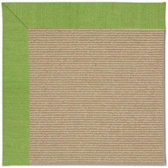 Capel Rugs Creative Concepts Sisal - Canvas Lawn (227) Rectangle 12' x 15' Area Rug