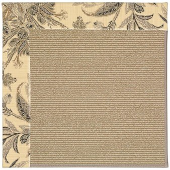 Capel Rugs Creative Concepts Sisal - Cayo Vista Graphic (315) Rectangle 12' x 15' Area Rug