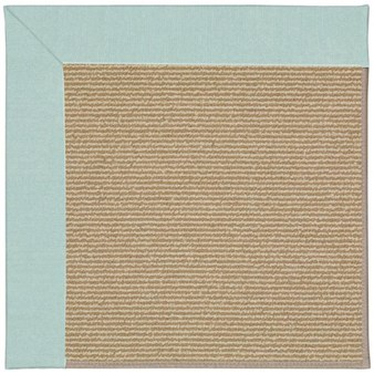 Capel Rugs Creative Concepts Sisal - Canvas Glacier (419) Rectangle 12' x 15' Area Rug