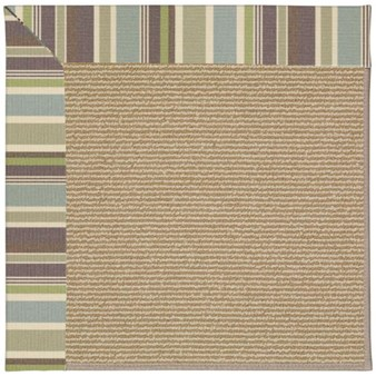 Capel Rugs Creative Concepts Sisal - Brannon Whisper (422) Rectangle 12' x 15' Area Rug