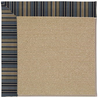 Capel Rugs Creative Concepts Sisal - Vera Cruz Ocean (445) Rectangle 12' x 15' Area Rug
