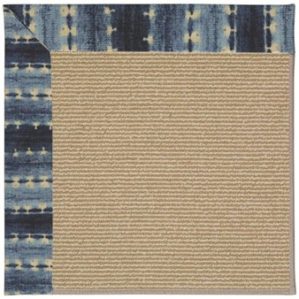 Capel Rugs Creative Concepts Sisal - Java Journey Indigo (460) Rectangle 12' x 15' Area Rug