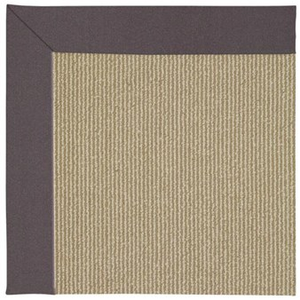 Capel Rugs Creative Concepts Sisal - Fife Plum (470) Rectangle 12' x 15' Area Rug