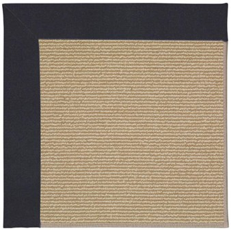 Capel Rugs Creative Concepts Sisal - Canvas Navy (497) Rectangle 12' x 15' Area Rug