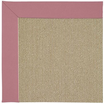 Capel Rugs Creative Concepts Sisal - Canvas Coral (505) Rectangle 12' x 15' Area Rug