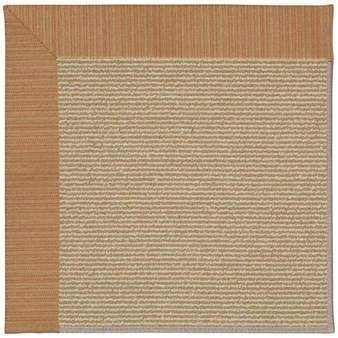 Capel Rugs Creative Concepts Sisal - Vierra Brick (530) Rectangle 12' x 15' Area Rug