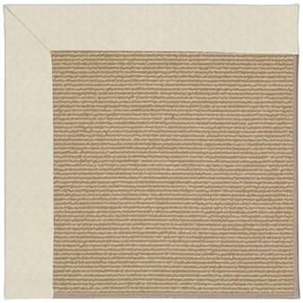 Capel Rugs Creative Concepts Sisal - Canvas Sun Tile (612) Rectangle 12' x 15' Area Rug