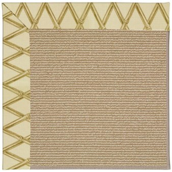 Capel Rugs Creative Concepts Sisal - Bamboo Rattan (706) Rectangle 12' x 15' Area Rug