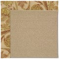 Capel Rugs Creative Concepts Sisal - Cayo Vista Sand (710) Rectangle 12