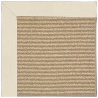 Capel Rugs Creative Concepts Sisal - Canvas Sand (712) Rectangle 12' x 15' Area Rug