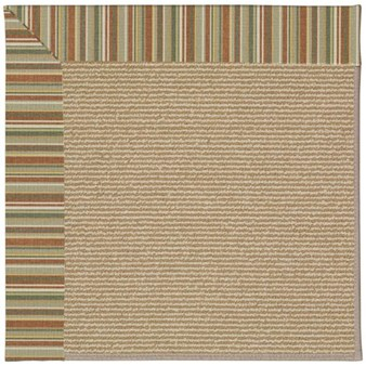 Capel Rugs Creative Concepts Sisal - Dorsett Autumn (714) Rectangle 12' x 15' Area Rug
