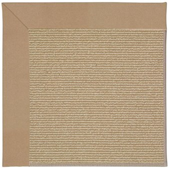 Capel Rugs Creative Concepts Sisal - Canvas Camel (727) Rectangle 12' x 15' Area Rug