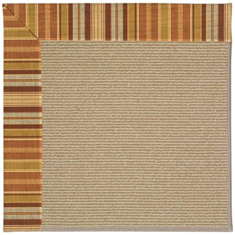 Capel Rugs Creative Concepts Sisal - Vera Cruz Samba (735) Rectangle 12' x 15' Area Rug