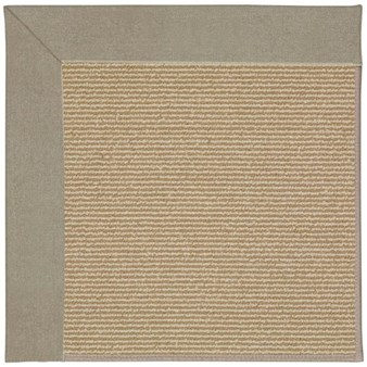 Capel Rugs Creative Concepts Sisal - Canvas Taupe (737) Rectangle 12' x 15' Area Rug