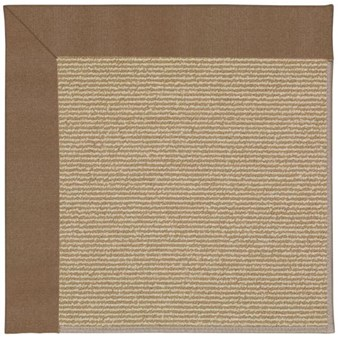 Capel Rugs Creative Concepts Sisal - Canvas Cocoa (747) Rectangle 12' x 15' Area Rug