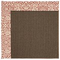 Capel Rugs Creative Concepts Java Sisal - Imogen Cherry (520) Runner 2
