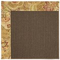 Capel Rugs Creative Concepts Java Sisal - Tuscan Vine Adobe (830) Runner 2