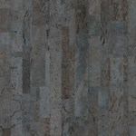 USFloors Natural Cork Deco Collection: Cubis Agua High Density Cork Flooring 40NP93092