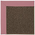 Capel Rugs Creative Concepts Java Sisal - Canvas Coral (505) Rectangle 3