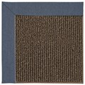 Capel Rugs Creative Concepts Java Sisal - Heritage Denim (447) Rectangle 4