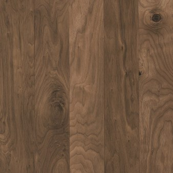 "Armstrong Performance Plus: Natural Walnut 3/8"" x 5"" Engineered Walnut Hardwood ESP5251LG"