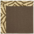 Capel Rugs Creative Concepts Java Sisal - Couture King Chestnut (756) Rectangle 6