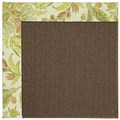 Capel Rugs Creative Concepts Java Sisal - Cayo Vista Mojito (215) Rectangle 8
