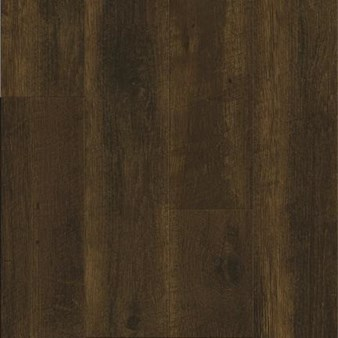 Armstrong Luxe Plank Good: Sawmark Oak Chocolate Luxury Vinyl Plank A6822