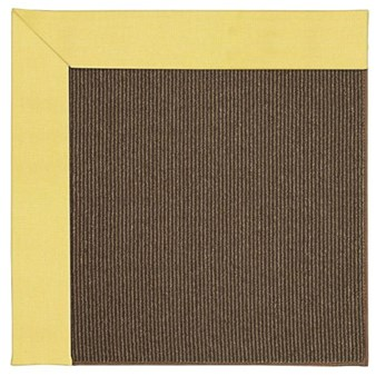 Capel Rugs Creative Concepts Java Sisal - Canvas Buttercup (127) Rectangle 12' x 15' Area Rug