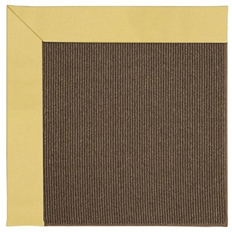 Capel Rugs Creative Concepts Java Sisal - Canvas Canary (137) Rectangle 12' x 15' Area Rug