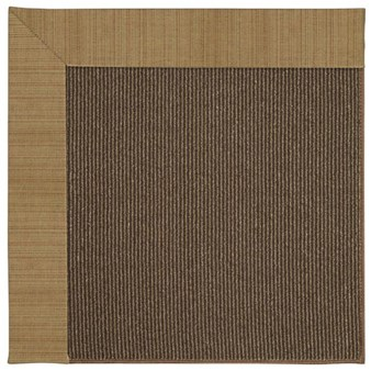 Capel Rugs Creative Concepts Java Sisal - Dupione Caramel (150) Rectangle 12' x 15' Area Rug