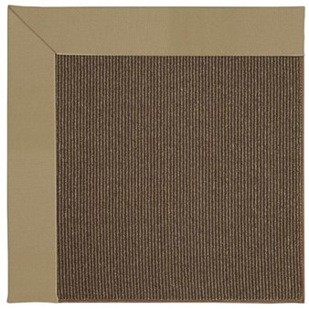Capel Rugs Creative Concepts Java Sisal - Canvas Linen (175) Rectangle 12' x 15' Area Rug