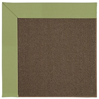 Capel Rugs Creative Concepts Java Sisal - Canya Citron (213) Rectangle 12' x 15' Area Rug