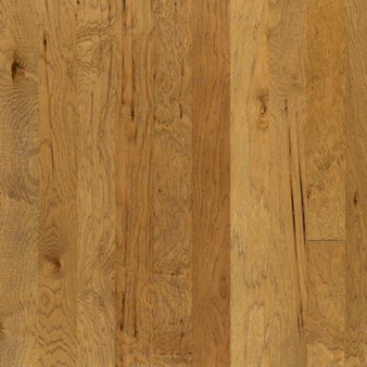 "Shaw Brushed Suede: Parchment 3/8"" x 5"" Engineered Hardwood SW226 138"