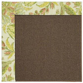Capel Rugs Creative Concepts Java Sisal - Cayo Vista Mojito (215) Rectangle 12' x 15' Area Rug