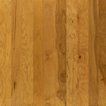 "Shaw Brushed Suede: Buckskin 3/8"" x 5"" Engineered Hardwood SW226 215"