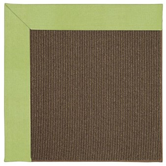 Capel Rugs Creative Concepts Java Sisal - Canvas Parrot (247) Rectangle 12' x 15' Area Rug