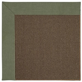 Capel Rugs Creative Concepts Java Sisal - Canvas Fern (274) Rectangle 12' x 15' Area Rug