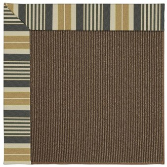 Capel Rugs Creative Concepts Java Sisal - Long Hill Ebony (340) Rectangle 12' x 15' Area Rug