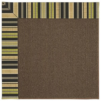 Capel Rugs Creative Concepts Java Sisal - Vera Cruz Coal (350) Rectangle 12' x 15' Area Rug