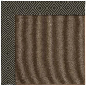 Capel Rugs Creative Concepts Java Sisal - Fortune Lava (394) Rectangle 12' x 15' Area Rug