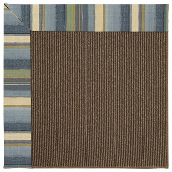Capel Rugs Creative Concepts Java Sisal - Kalani Ocean (417) Rectangle 12' x 15' Area Rug