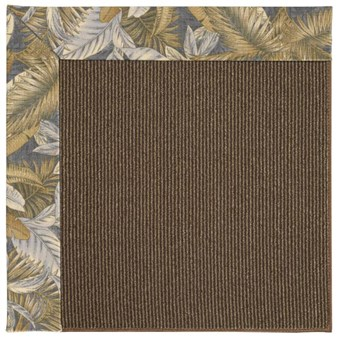 Capel Rugs Creative Concepts Java Sisal - Bahamian Breeze Ocean (420) Rectangle 12' x 15' Area Rug