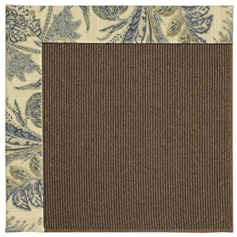 Capel Rugs Creative Concepts Java Sisal - Cayo Vista Ocean (425) Rectangle 12' x 15' Area Rug