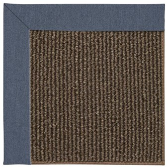 Capel Rugs Creative Concepts Java Sisal - Heritage Denim (447) Rectangle 12' x 15' Area Rug