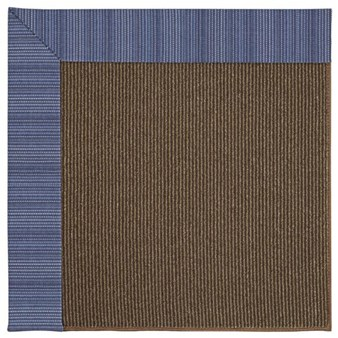 Capel Rugs Creative Concepts Java Sisal - Vierra Navy (455) Rectangle 12' x 15' Area Rug