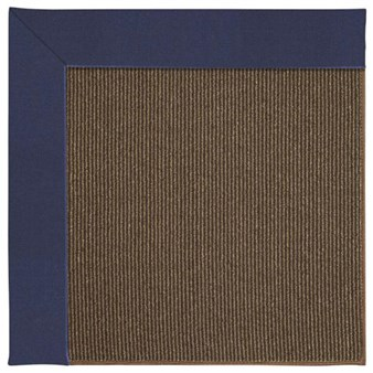 Capel Rugs Creative Concepts Java Sisal - Canvas Royal Navy (467) Rectangle 12' x 15' Area Rug